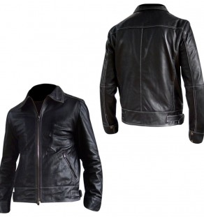 STYLISH LEATHER JACKETS FOR MENS